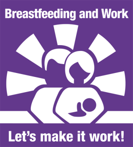 World Breastfeeding Week's 2015 Logo
