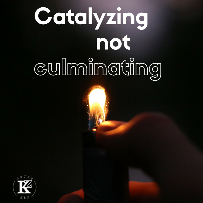 catalyzing