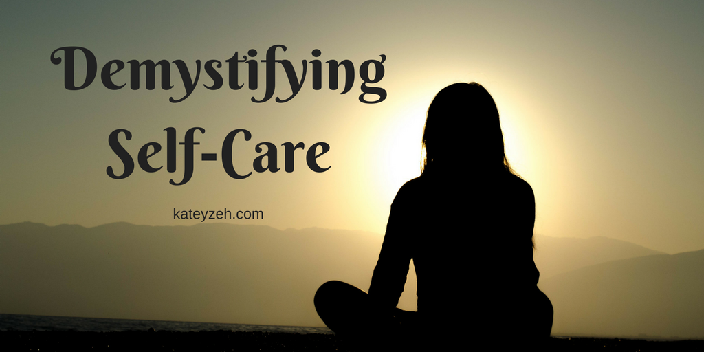 DemystifyingSelf-Care